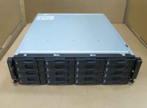 New Dell EqualLogic PS6000 series with 2 x PSU 2 x Control Module 7 part number 7D04H
